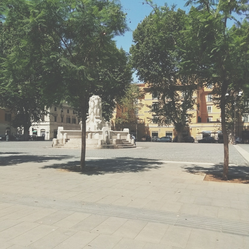 Day 1: Piazzas andRuns